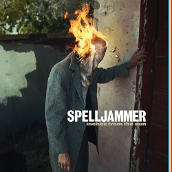 SPELLJAMMER... - INCHES FROM THE SUN...