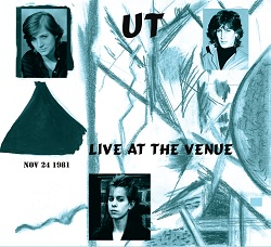 UT... - LIVE AT THE VENUE...