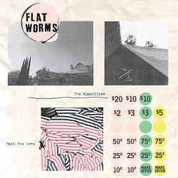 FLAT WORMS... - THE APPARITION / MELT...