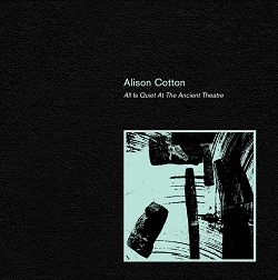 ALISON COTTON... - ALL IS QUIET AT...