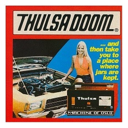 THULSA DOOM ... - AND THEN TAKE YOU...